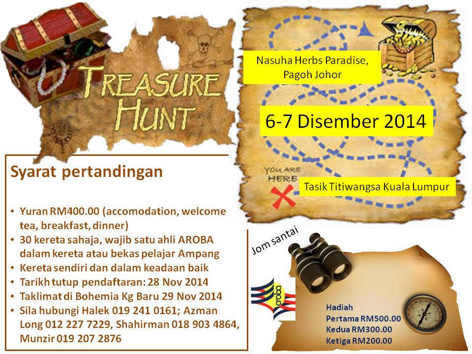 treasure 2014