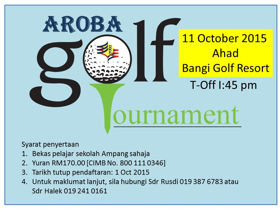 golf aroba