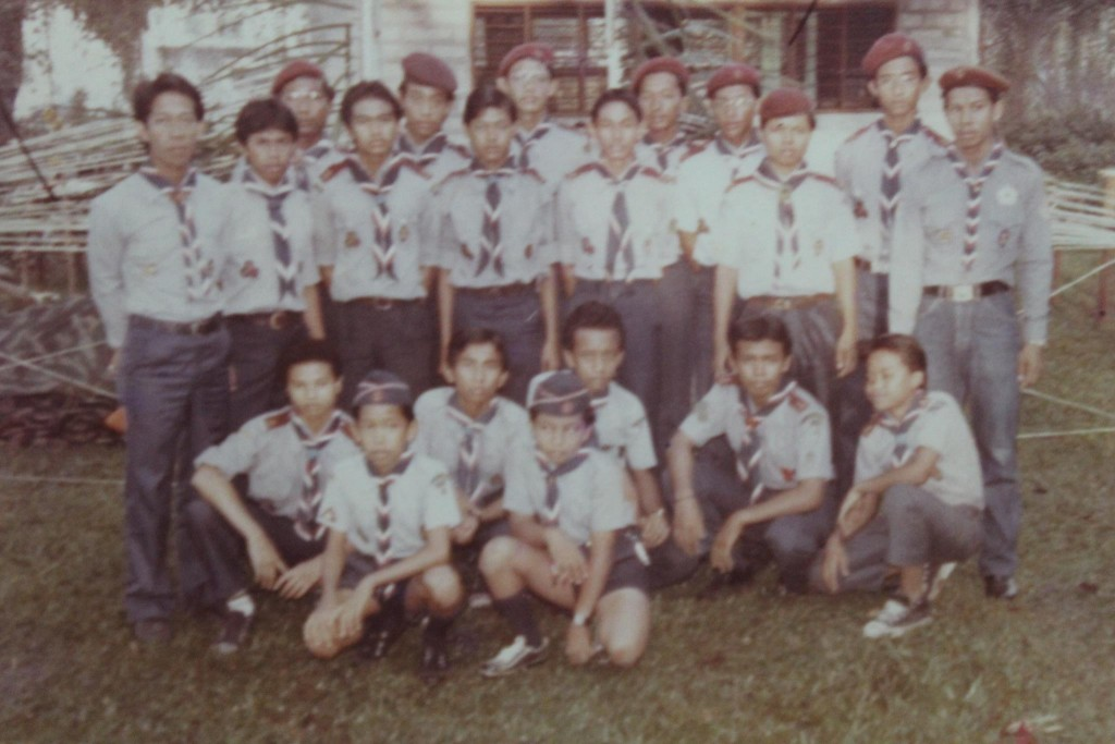 Scout 1984